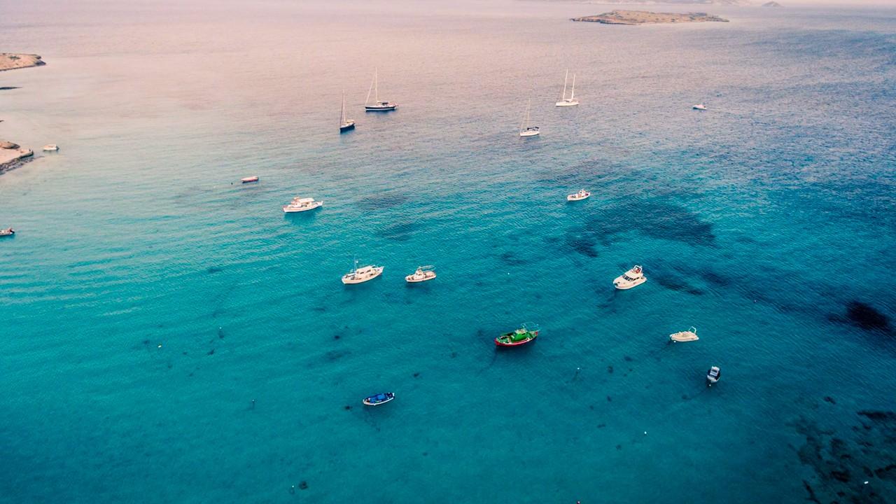Koufonisia Adası