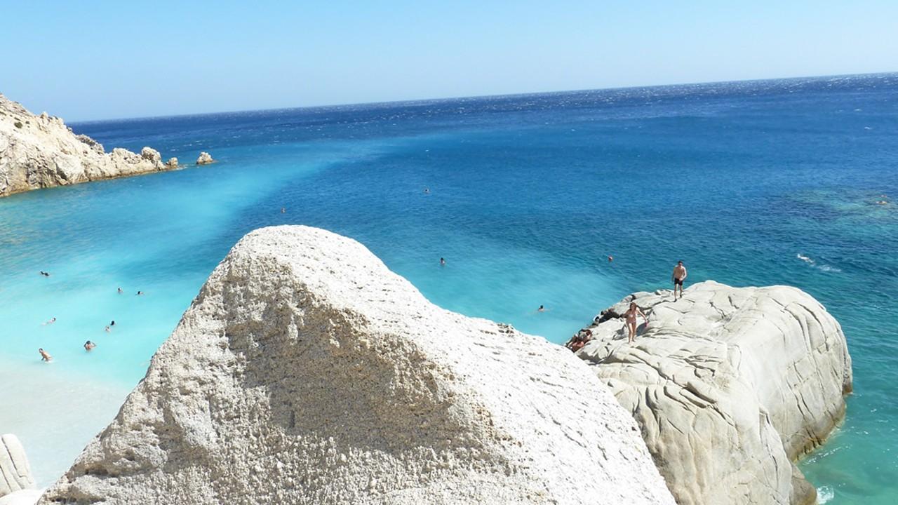 Ikaria Adası