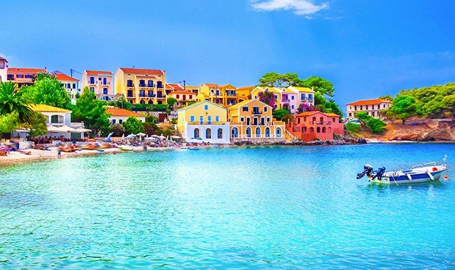 Greek Islands Luxury Yacht Charters