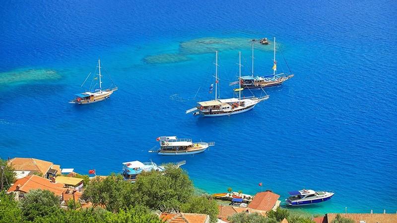 Antalya - Kekova