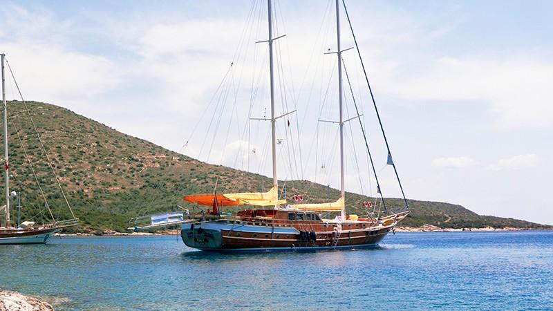 Bodrum - Güney Yunan Adaları Lüks