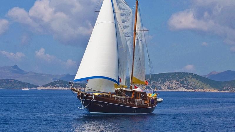 Bodrum - Kuzey Yunan Adaları Lüks