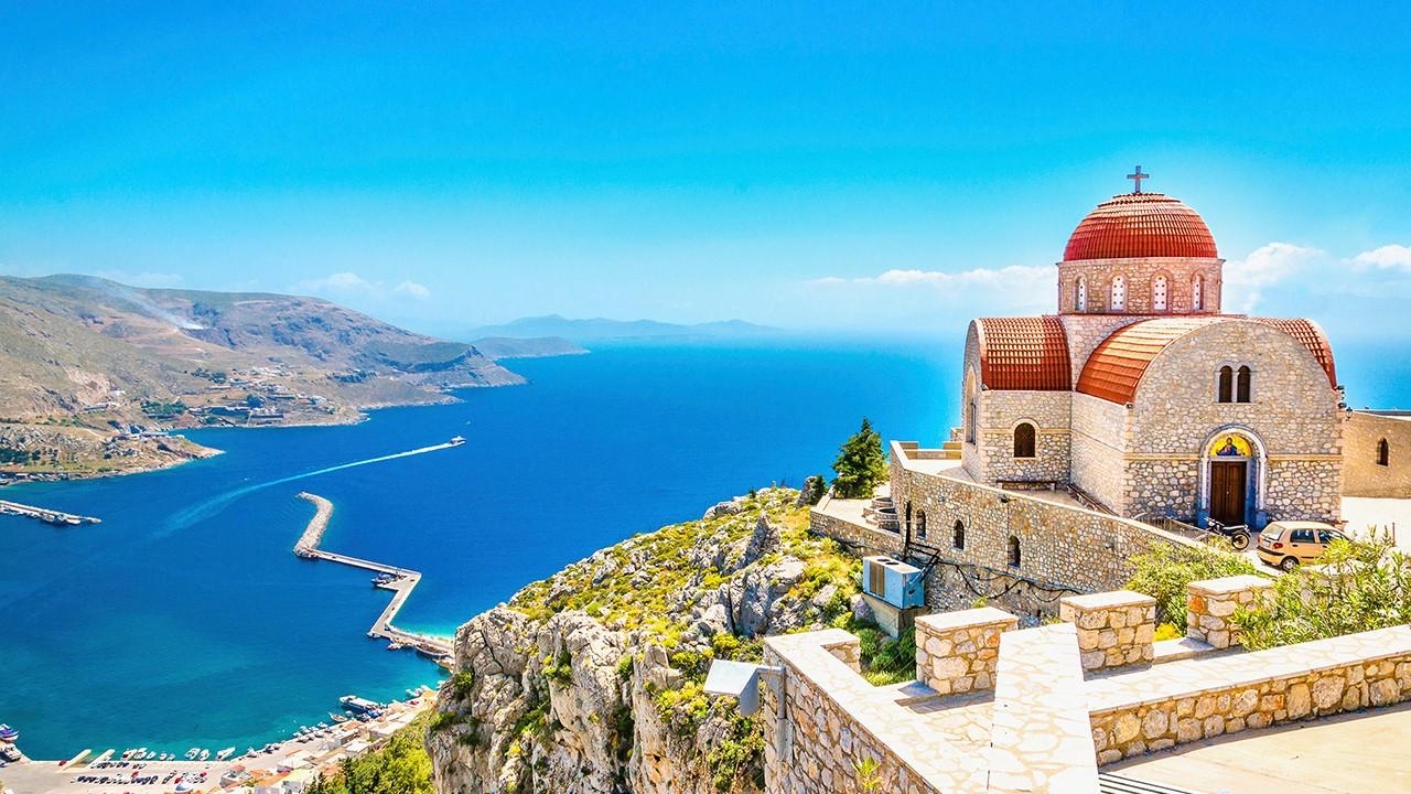 Kos Adası'ndan Yunan Adaları