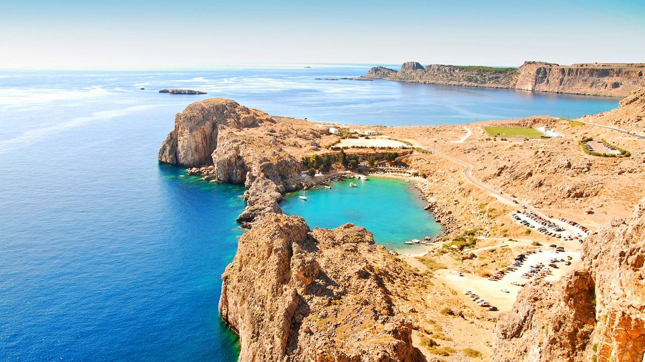 Rodos Adası ve Yakın Koylar