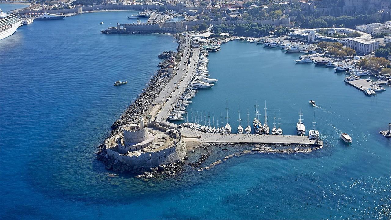 Rodos Adasından Yunan Adaları