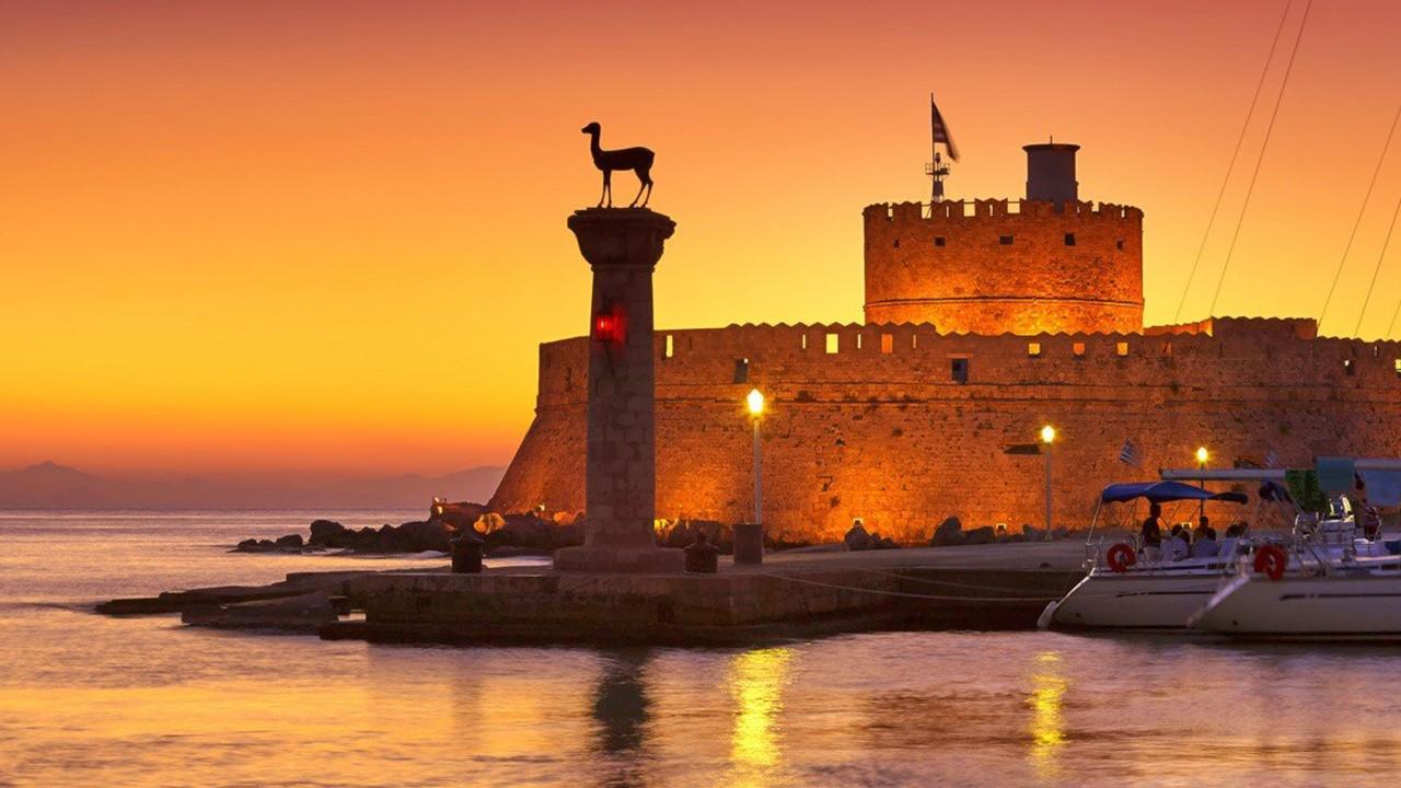 Rodos'tan 7 Gün Yolculuk
