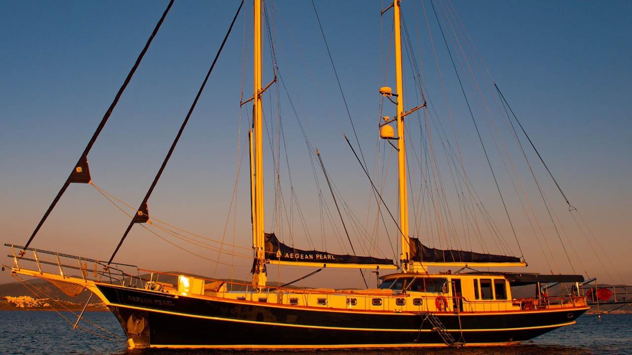 Aegean Pearl