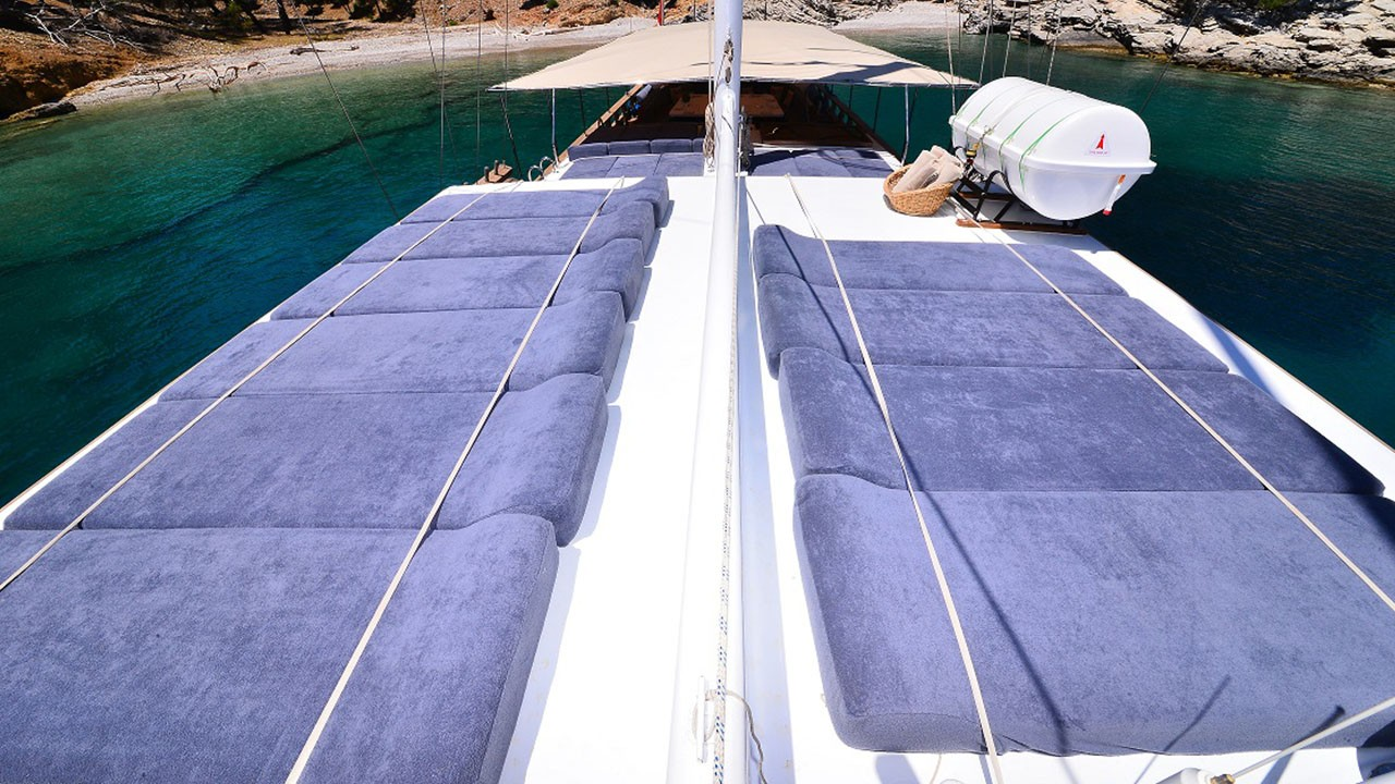 Gulet Deniz Felix Balina