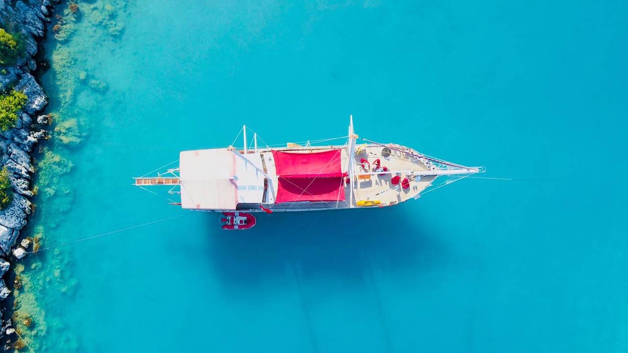 Gulet Sea Angel 2
