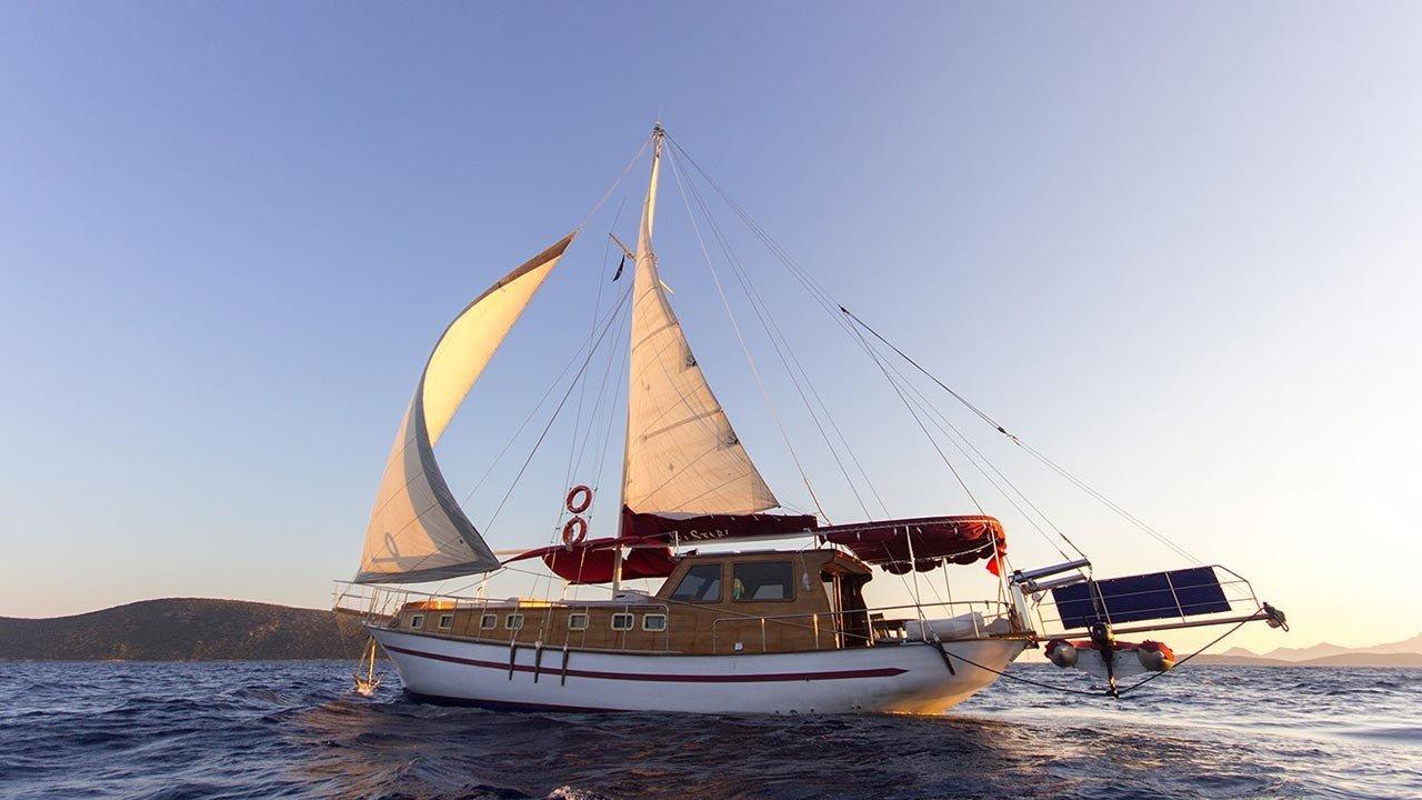 Gulet Sea Star 1