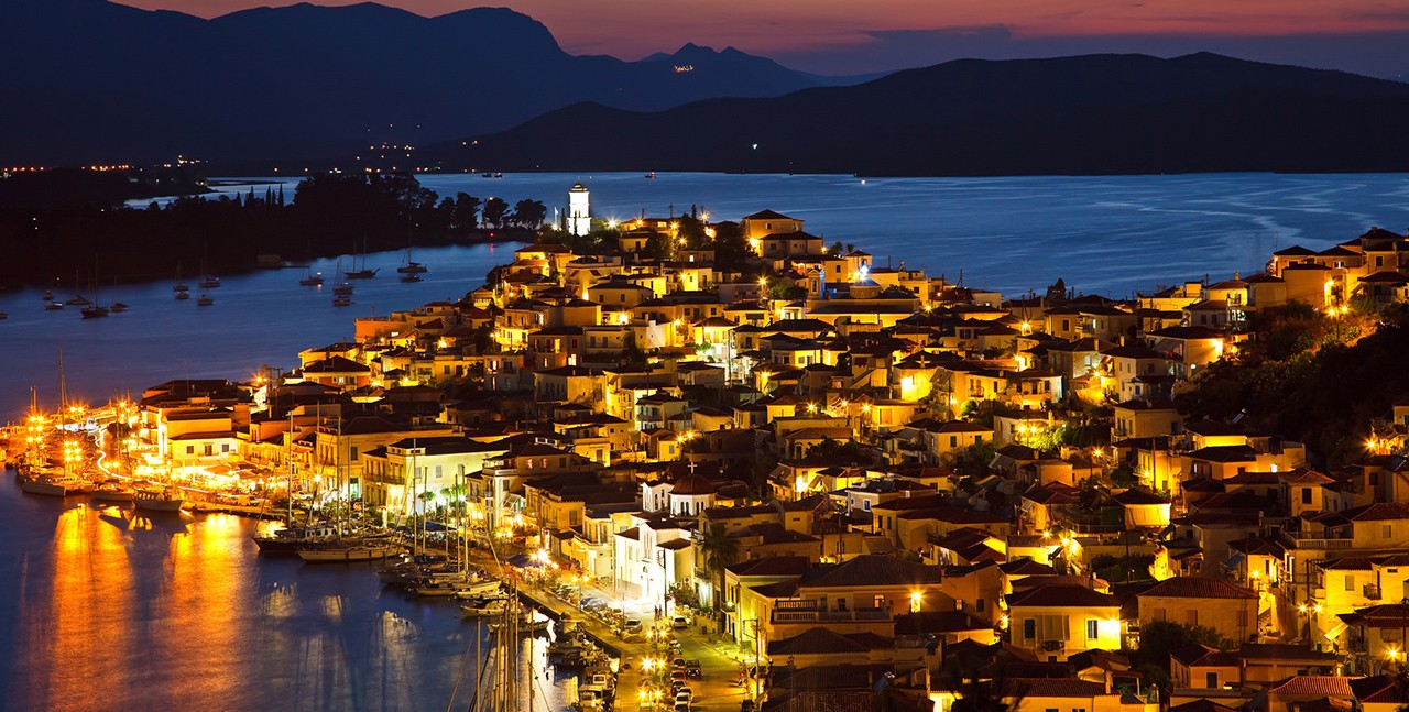 Saronik Adaları