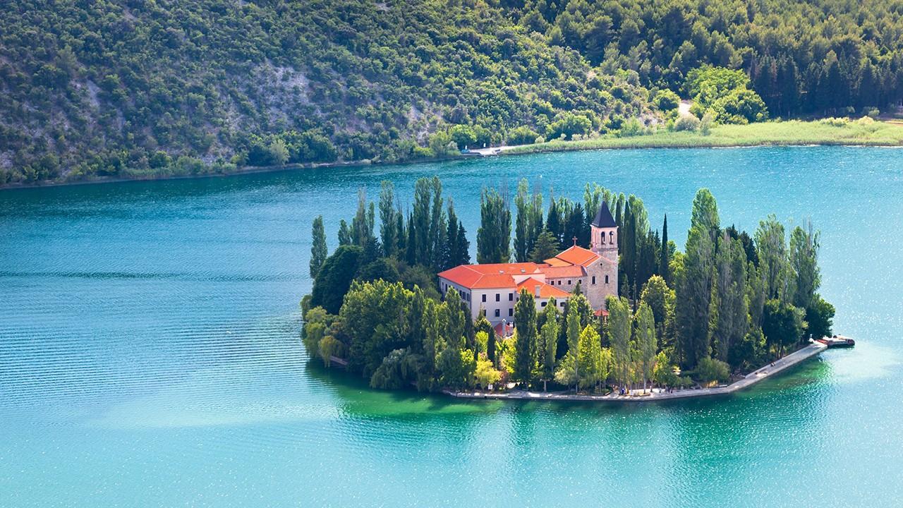 Zadar'dan Kuzey Dalmaçya'ya