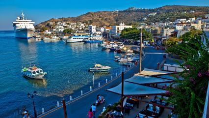 Bodrum - Yunan Adaları (Kuzey Oniki Ada)