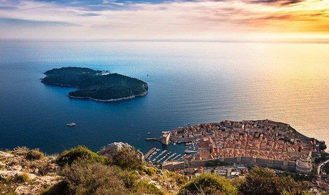 Hırvatistan'ı seçin
