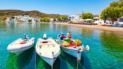 Kimolos Adası
