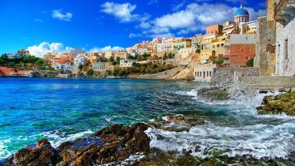 Syros Adası