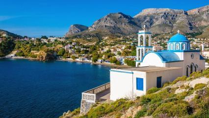 Kalimnos Adası