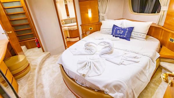 Motor yat Azimut 62 Fly VIP