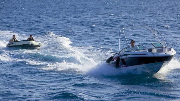Motor yat Oceanos