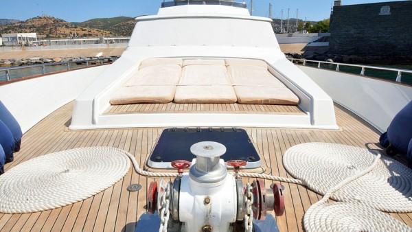 Motor yat Rose 25