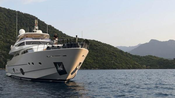 Motor yat Sea Lion II