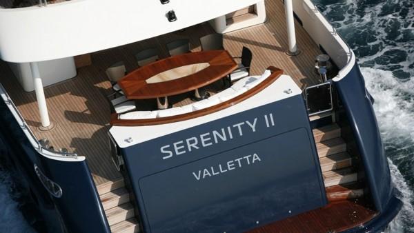Motor yat Serenity II