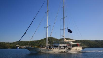 Aegean Clipper Gulet