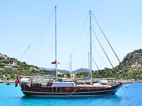 Kaptan Mehmet Bugra Gulet Yat