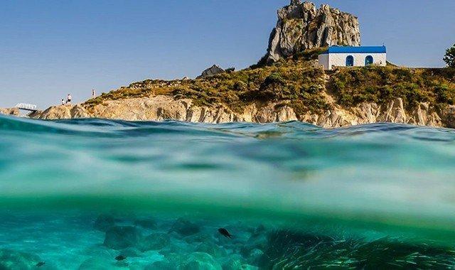 Türkiye'den Yunan Adaları'na Mavi Tur